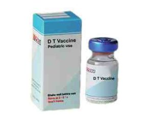 Picture of DT Vaccine