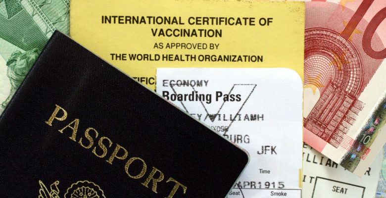 Traveler Measles Vaccine Information